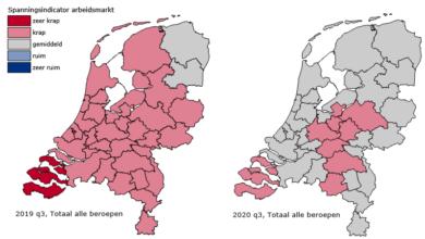 Photo of 10,9 % meer WW uitkeringen in Regio Zwolle