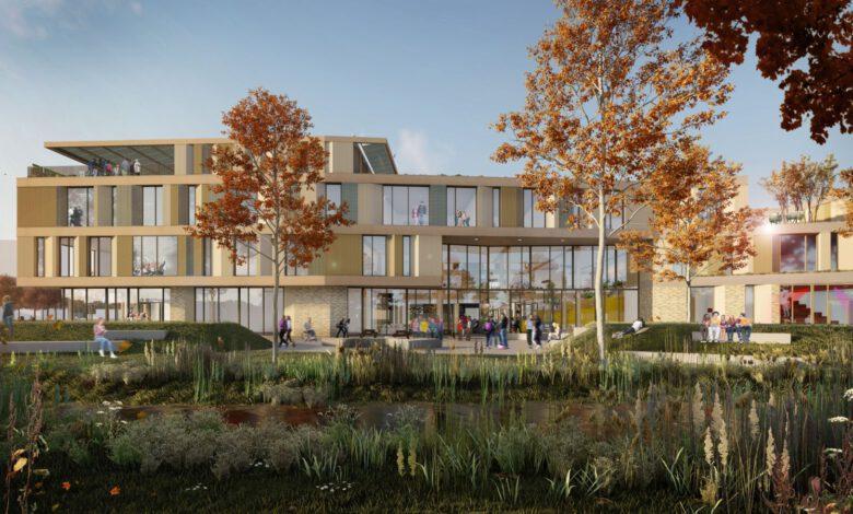 Photo of Duurzame nieuwbouw Capellen Campus Zwolle