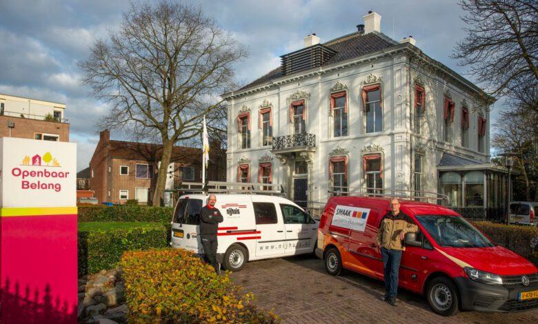 Photo of Openbaar Belang legt onderhoud bij Nijhuis en Smaak