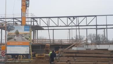 Photo of Fabricagefout staalconstructie nieuwe WRZV-hal ontdekt