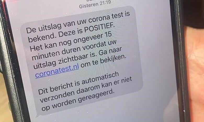 Photo of GGD waarschuwt voor nep-sms'jes met uitslagen van coronatests