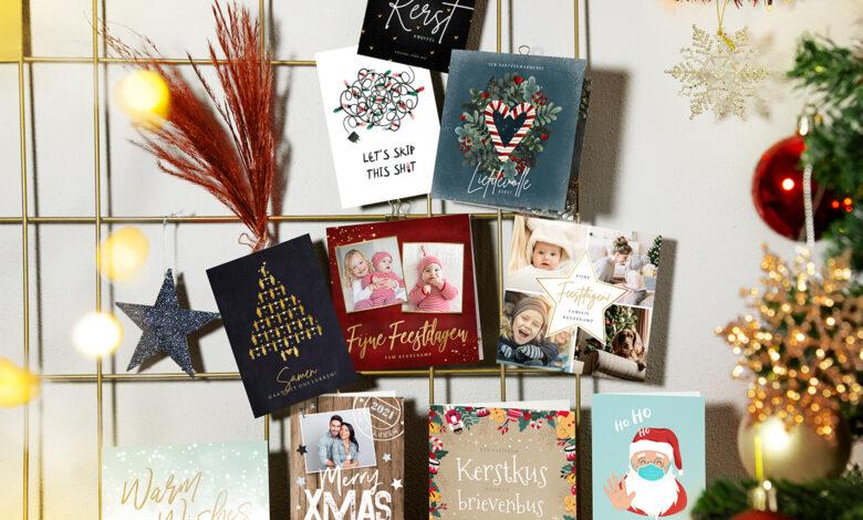Photo of Zwollenaren sturen gemiddeld 7 kerstkaarten