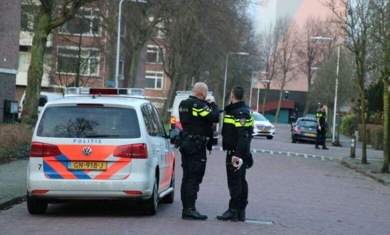 Photo of Vermoedelijke schietpartij Klooienberglaan; politie massaal uitgerukt