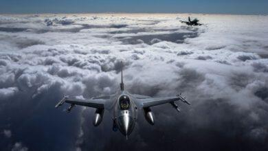 Photo of Luchtmacht blijft actief boven Nederland