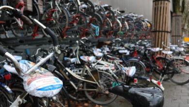 Photo of Fietsenstallingen op Westerlaan pas vanaf 16 maart ontruimd