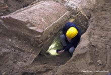 Photo of In beeld: Restauratie Grote Kerk, van grafkelder tot romaanse kerk