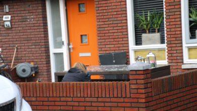 Photo of Explosie aan de Plattenborgstraat
