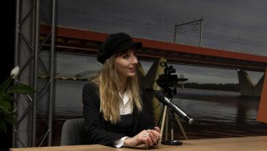 Photo of Sarah Lucassen nieuwe Stadsdichter van Zwolle