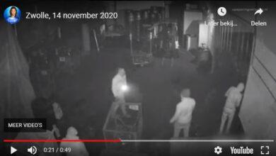 Photo of Camerabeelden van katalysatordieven in Zwolle; meer dan 100.000 euro buit