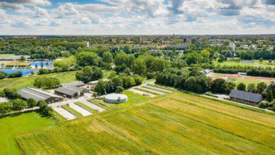 Photo of Eerste boring naar aardwarmte bij Dijklanden Zwolle in voorjaar 2022