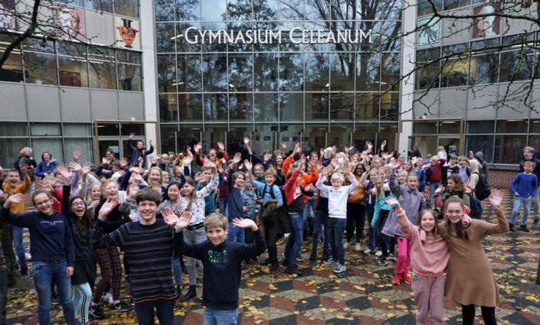 Photo of Online open dag Gymnasium Celeanum