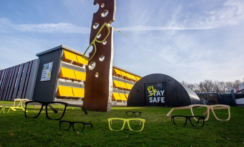 Photo of Brillen geven blik op Open Dagen Cibap