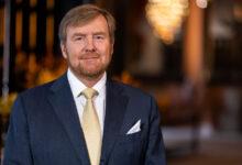 Photo of Burgemeester Snijders online in gesprek met Koning Willem Alexander over de rellen