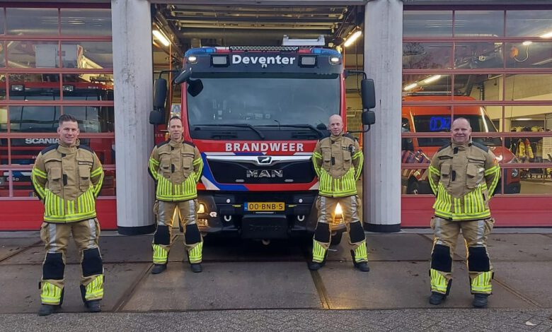 Photo of Nieuwe uitrukkleding voor brandweer IJsselland