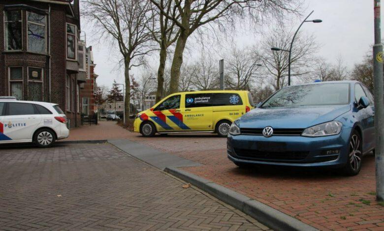 Photo of Wielrenner aangereden door personenauto