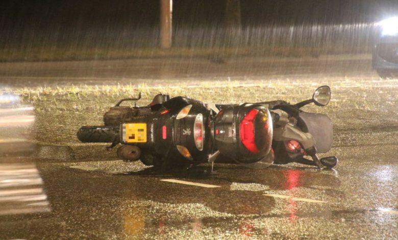 Photo of Twee gewonden bij aanrijding op kruising Oldeneelallee met Marsweg