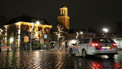 Photo of Agent mishandeld tijdens rellen in Zwolle: 'wie heeft beelden?'