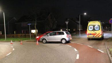 Photo of Fietser lichtgewond bij aanrijding met auto in Holtenbroek