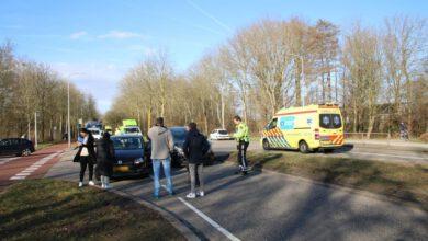 Photo of Ongeval Middelweg veroorzaakt verkeersopstopping