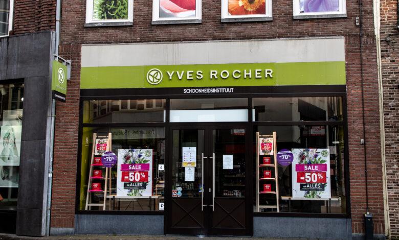 Photo of Yves Rocher sluit al zijn deuren