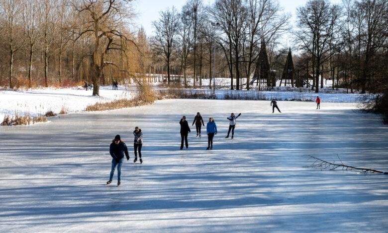 Photo of Hier kun je (bijna) schaatsen