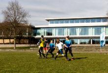 Photo of Frisbeeën in Park de Wezenlanden bleek ultieme vakantieactiviteit voor jeugd