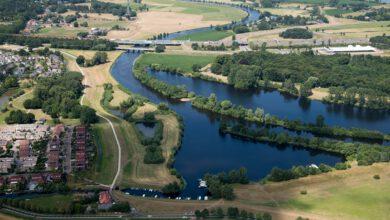 Photo of Meedoen vanaf de bank: online masterclass over dijkversterking langs de Vecht