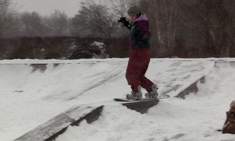 Photo of Wintersporten in het Wezenlandenpark