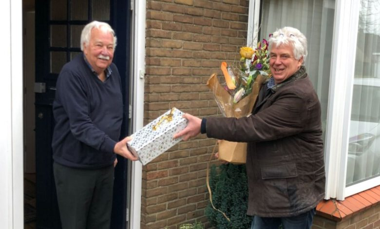 Photo of Ton ter Bekke heeft afscheid genomen van Ondernemersclub Marslanden