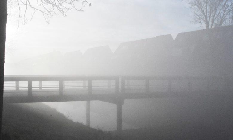 Photo of KNMI waarschuwt opnieuw voor dichte mist met zicht minder dan 200 meter