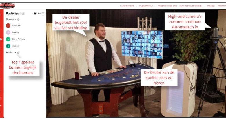 Photo of Deze Zwolse ondernemers brengen de casinotafel bij jou thuis