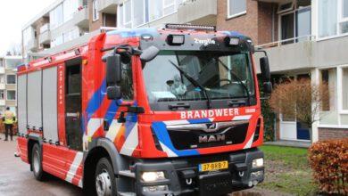 Photo of Nieuwe tankautospuit voor brandweer Zwolle Noord