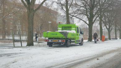 Photo of In beeld: deze mensen houden Nederland draaiende na de sneeuwstorm