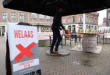 Photo of Zwolse horeca is er klaar mee; 50 ondernemers zetten terrassen uit