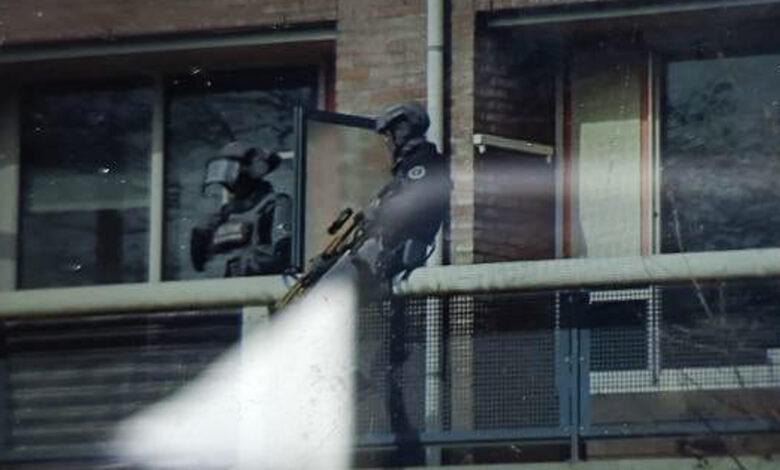 Photo of Harde knallen in Zwolle-Zuid; arrestatieteam overmeestert verwarde man