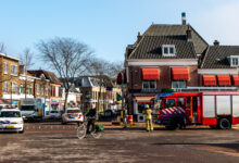 Photo of Panden aan de Thomas a Kempisstraat ontruimd door gaslek