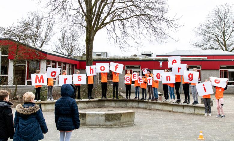 Photo of Basischool De Marshof krijgt titel 'Gezonde School'