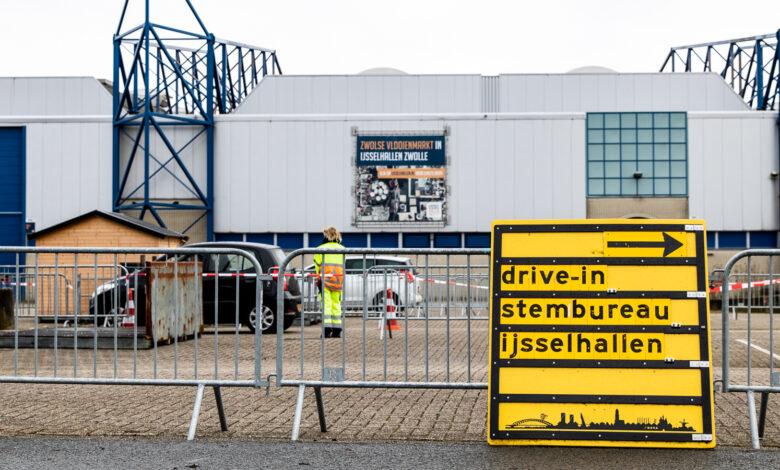 Photo of Stemmen vanuit je auto bij de IJsselhallen Zwolle