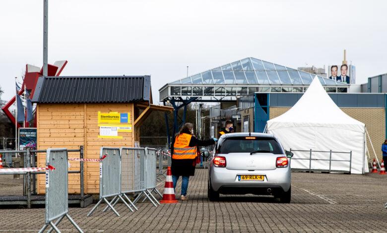 Photo of Stemmen vanuit de auto; het kan bij de IJsselhallen