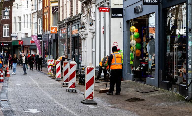 Photo of Aanleg glasvezel bereikt nu ook in de binnenstad