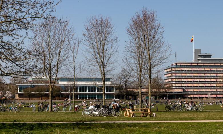 Photo of Een dag lente betekent een dag drukte in het Wezenlandenpark