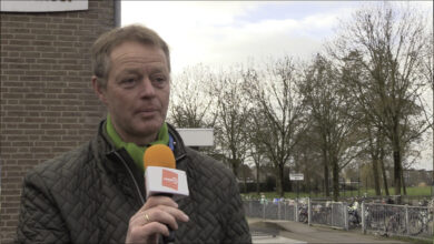 Photo of Zwollenaar Jan Nabers (#55 CDA) verwacht derde grootste partij te worden