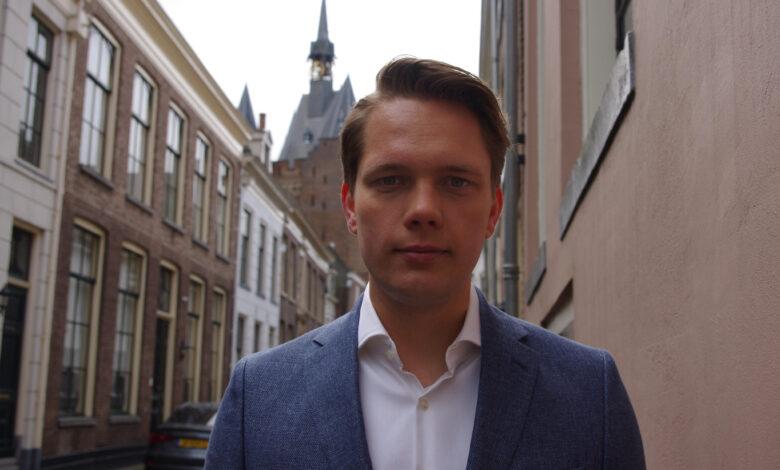 Photo of VVD Zwolle kiest Johran Willegers als nieuwe fractievoorzitter