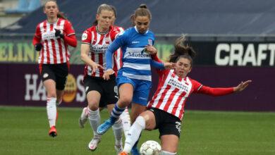 Photo of PEC Zwolle is beter, maar PSV wint met 0-1