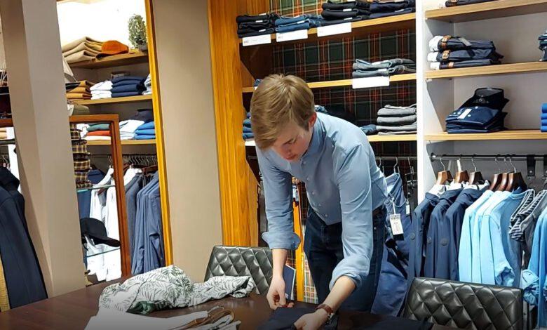 Photo of Winkelier: 'Je mag weer ergens je bed voor uit en dat is lekker!'
