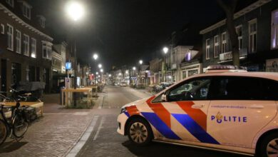 Photo of Opnieuw gaslek in pand aan Thomas a Kempisstraat