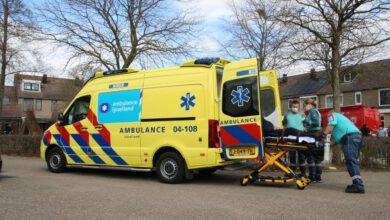 Photo of Bewoners naar ziekenhuis bij woningbrand Vordensebeek
