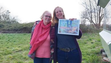 Photo of Joke Wierenga van Tuinderij de Spoolderberg wint Groene Prijs 2021