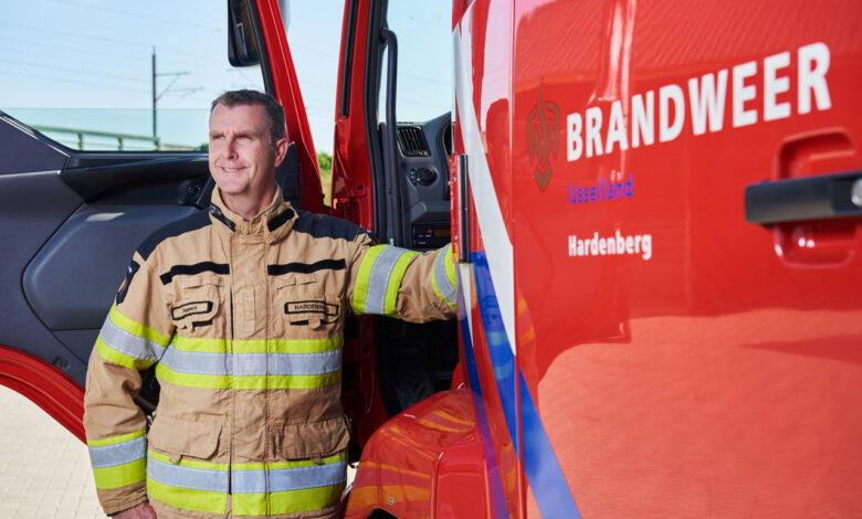 Photo of Brandweerchauffeurs van Brandweer IJsselland starten met nieuw programma