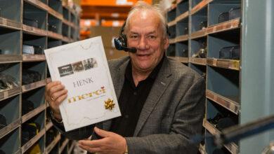 Photo of Zwollenaar Henk Velthuis neemt na 50 jaar afscheid van familiebedrijf Kruitbosch
